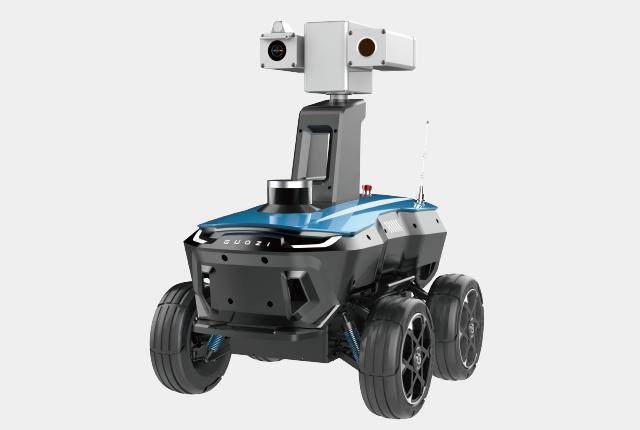 巡視点検ロボット SP02