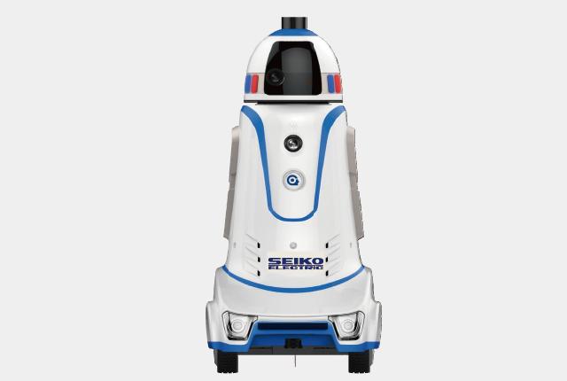 警備ロボット SS01