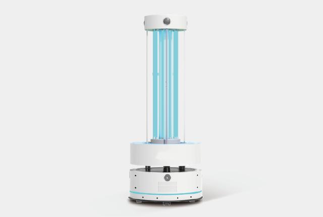 紫外線除菌ロボット SUBO-01