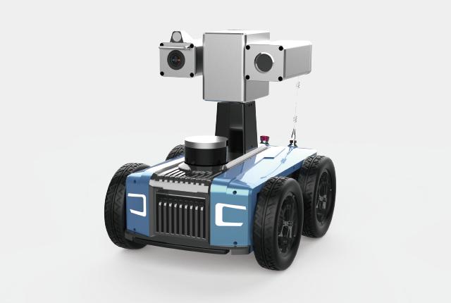 小型巡視点検ロボット SP03